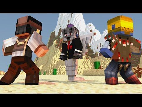 Minecraft: Faroeste #5 -KORG Protetor da Montanha! ‹ AM3NIC ›