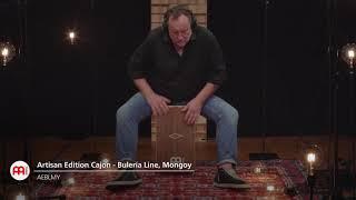 MEINL Percussion Artisan Edition Bulería Line Cajon - AEBLMY