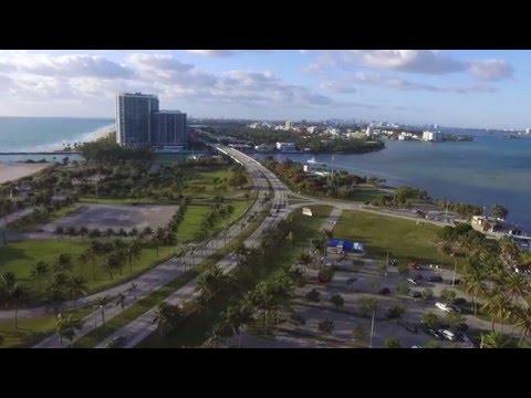 Morning at Haulover Park, Miami, FL