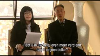 Ushi Intervieuwd Larry Hagman