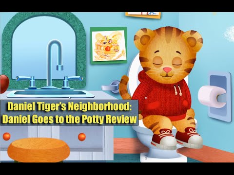 Daniel Tiger S Neighborhood Goes To The Potty Review