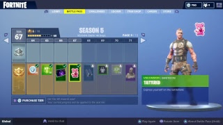 Fortnite season 5 5th week challenges the game have a terrible calculation