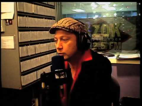 Rob Schneider Live on Bobrivers.com (Part 1)