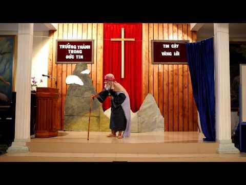 Ap-ra-ham dâng Y-sác - phần 1 - TNSG 04.2012