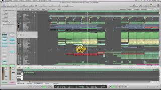 Nitrous Oxide - Dreamcatcher (PDS vs The Smoke Monster Rmx) Logic Session