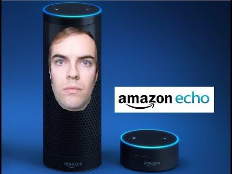 Amazon Echo: Jacksfilms thumbnail