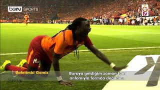 Özel Röportaj | Bafetimbi Gomis (21 Eylül 2017)