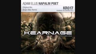 Adam Ellis - Napalm Poet (Original Mix)