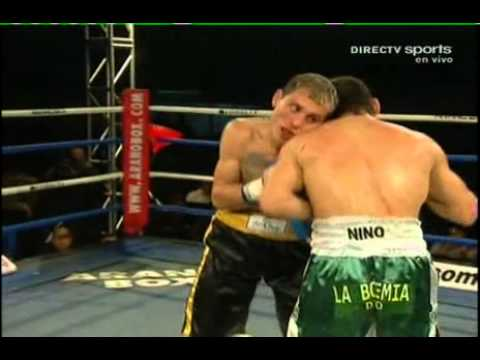 Marcelino LOPEZ vs Julio RUIZ - Full Fight - Pelea Completa