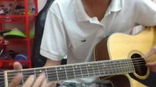 Lại nhớ người yêu (Đan Nguyên)_guitar bolero