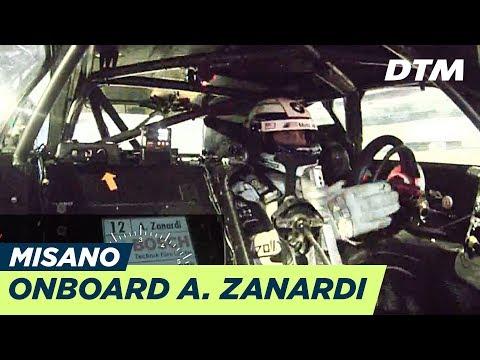 DTM Misano 2018 - Alessandro Zanardi (BMW M4 DTM) - Re-Live Onboard (Race 2)