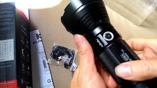 Đèn Pin Chiếu xa 1000m Klarus G35 - 2250k- 0962738673
