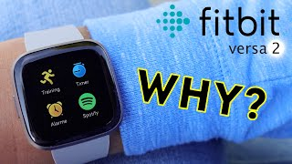 Fitbit Versa 2 ⌚️MUST WATCH before buying!!