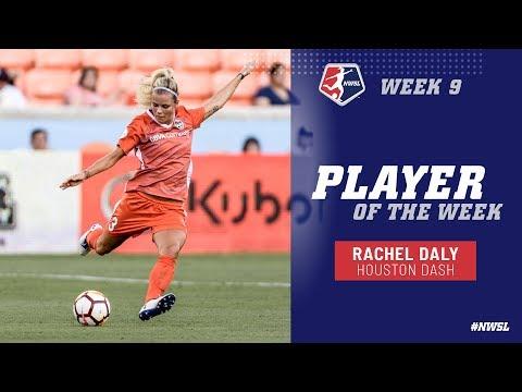 Week 9 Player of the Week | Rachel Daly, Houston Dash