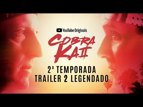 Assista o Trailer da 2ª Temporada de COBRA KAI