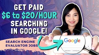 Earn $6+/Hour Using Your Phone as a Search Engine Evaluator | Work from Home | English Subs