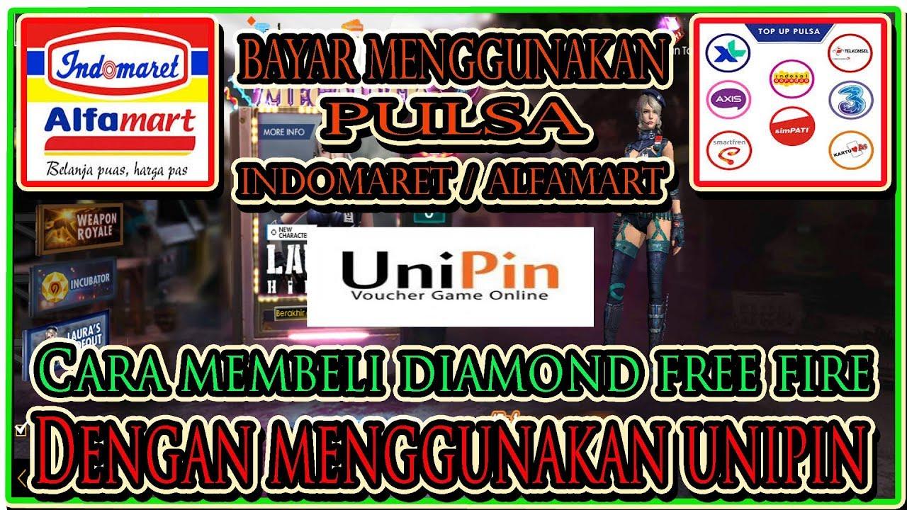Unipin free fire diamond
