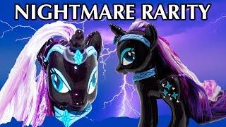 Custom NIGHTMARE RARITY MLP Tutorial My Little Pony