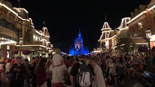 Happily Ever After Live Stream - 2-10-18 - Magic Kingdom - Walt Disney World