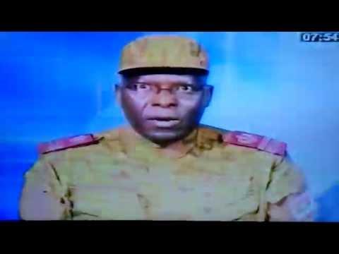 Burkina : Le CND annonce la libération de Michel Kafando