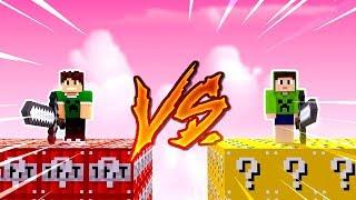 QUAL LUCKY BLOCK É MAIS FORTE ?! - Minecraft