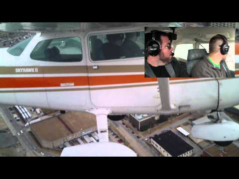 Episode 18 - C172 Downtown Tulsa Flyover with Matt & Jason