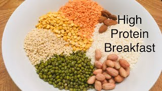 High Protein | Super Healthy Breakfast