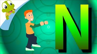 Alphabet Song | Letter N Song | Learn Letters with Music