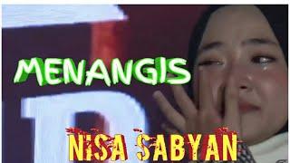 Download lagu Nisa sabyan menangis dan terharu saat tampil di tanah bumbu yg dipersembahkan 69 production