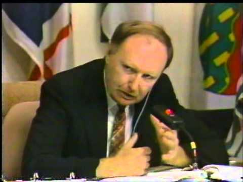CRTC Public Hearing on specialty channel applications (July 1987)