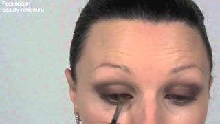 Свадебный макияж Ким Кардашьян от Pixiwoo (перевод видео)