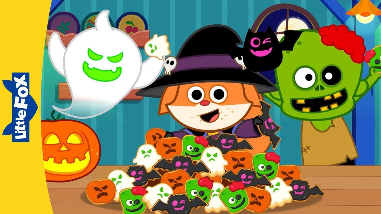 영어동요 | 할로윈 쿠키를 만들어요 맛있게 Yummy! | Halloween Cookies | 할로윈 | 할로윈동요