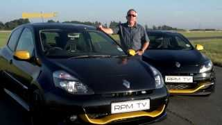 RPM TV - Episode 227 - Red Bull Racing Renault Megane and Clio RS