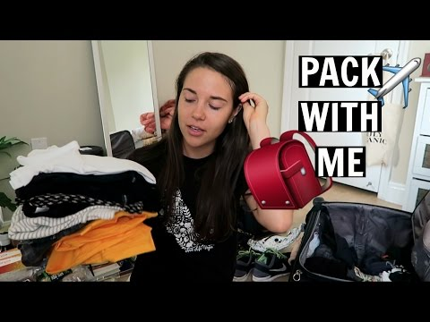 What's In My Suitcase || Packing for Vacation (Seattle, Portland, Martha's Vineyard)