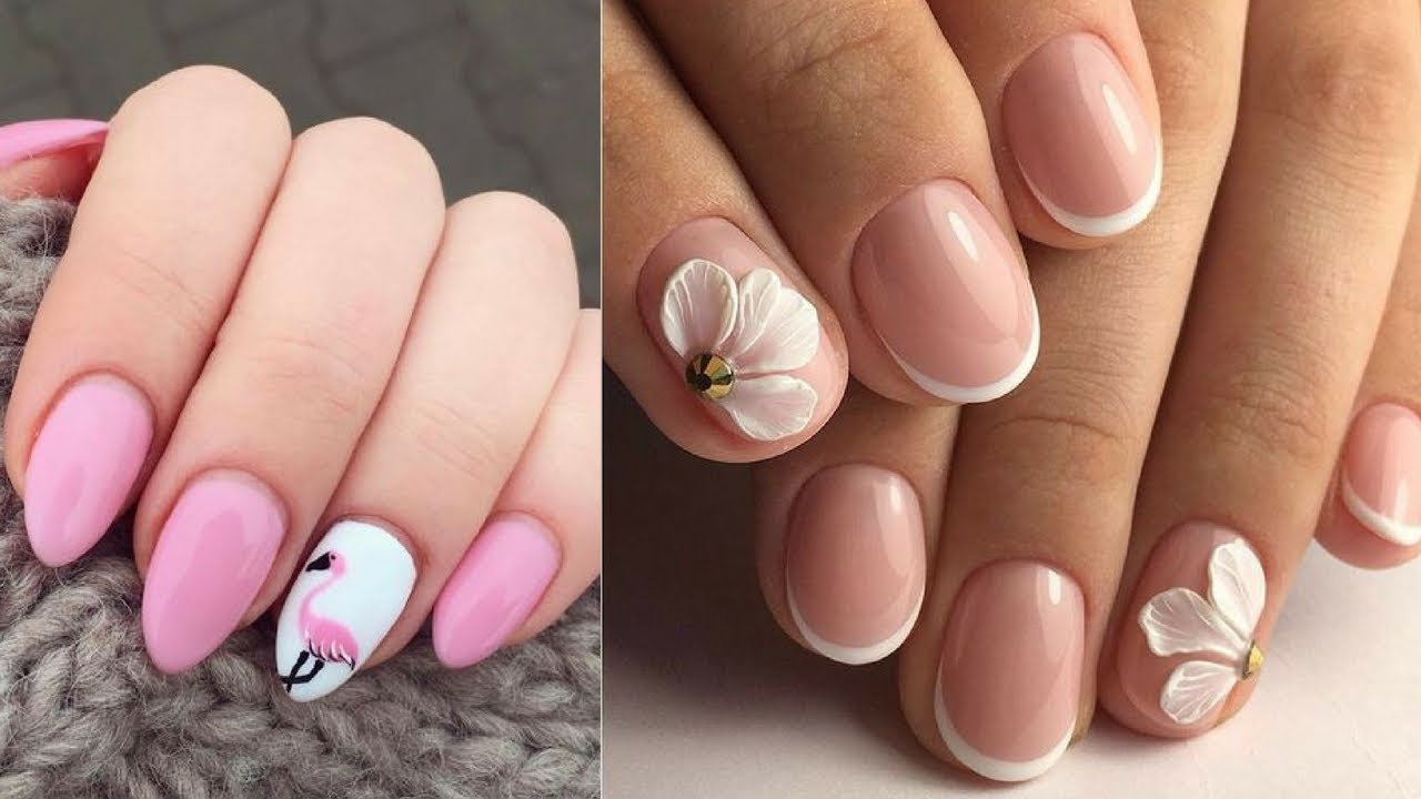 trendy nail art and design