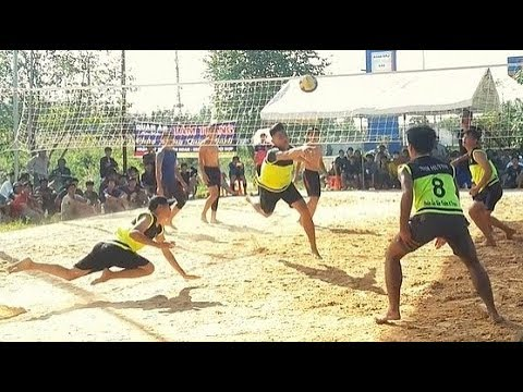 Team Tí Trâu vs Team Bình Minh | Giải 4-4 Long Thành,Đồng Nai | BÓNG CHUYỀN ĐÓ ĐÂY