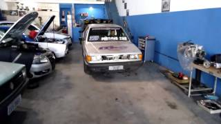 Gol Turbo Arrancada Oficina Motor Point Race Team #PRATINHA ZIKA!!