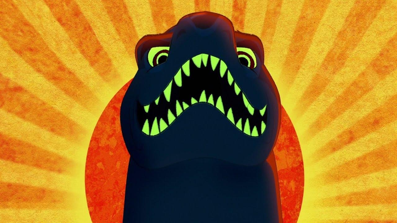 Download Lion Guard: Big Bad Kenge song & Scar's idea | The Bite of Kenge HD Clip