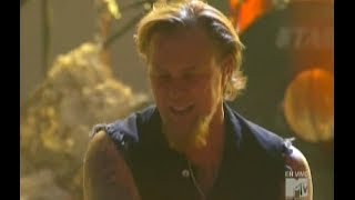 Metallica - The Day That Never Comes - Live at Los Premios MTV Latin America '08