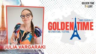 Golden Time Distant Festival | 17 Season | Julia Vargaraki | GTPS-1701-0921