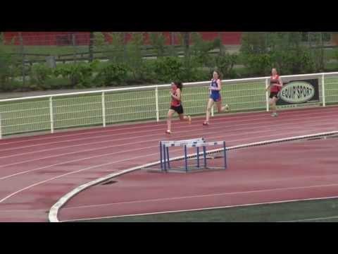 Championnat d'Alsace Interclubs au Stade de la Rotonde 4/05/13