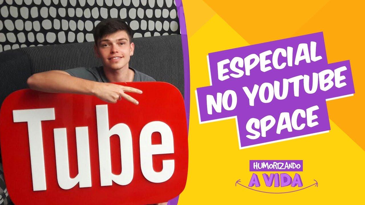 Download GRAVEI NOS ESTÚDIOS DO YOUTUBE!!