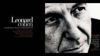 Watch Leonard Cohen Always video