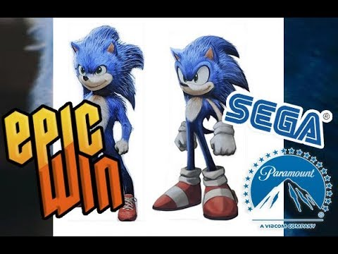WE DID IT! Sonic Movie will be Fixed! - Epic Win!