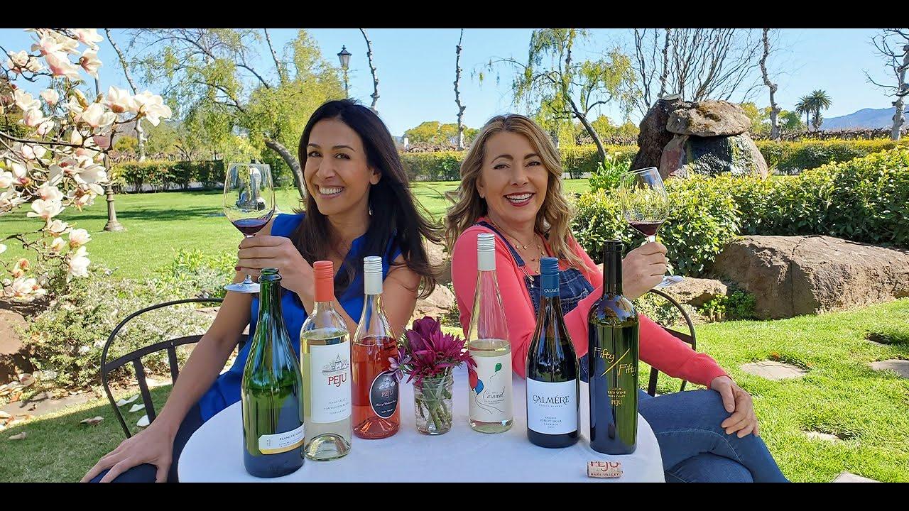 Download PEJU Winery 2021 Spring Release Virtual Tasting