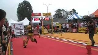 CFB Halifax Combat Challenge Chris Wagner