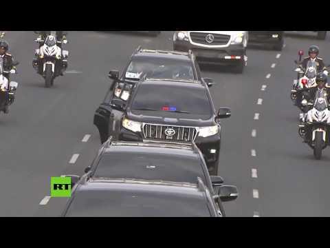 Super Martinez - El Susto de El Papa Francisco en Panamá