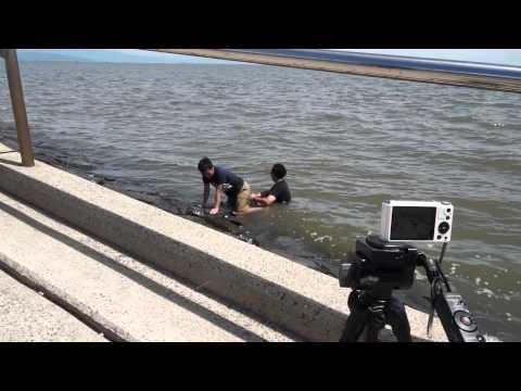 【裏話】干潮で浣腸!佐賀の干潟でタイムラプス撮影!!|Enema at low tide
