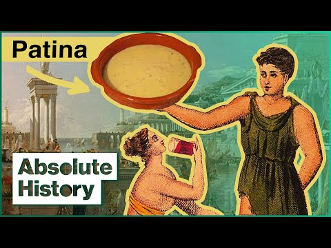 How The Romans Ate | A Cook Back In Time | Absolute History