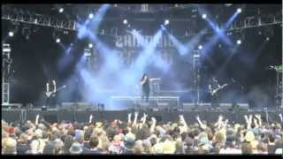 CHTHONIC - We are Taiwan, not Chinese fucking Taipei. Bloodstock 2012